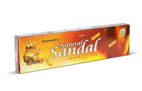 Natural Sandal Box
