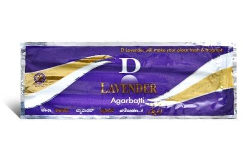 D-Lavender Pouch