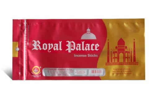 Royal Palace Zip Pouch