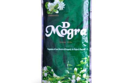D-Mogra Zip Pouch