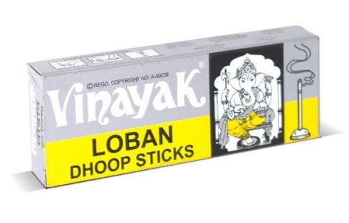 Vinayak Loban Dhoop Sticks