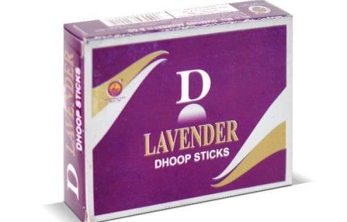 D-Lavender Dhoop Sticks