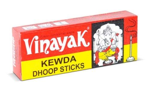 Vinayak Kewda Dhoop Sticks