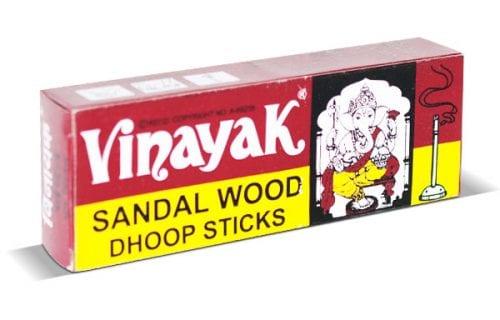 Vinayak Sandalwood Dhoop Sticks