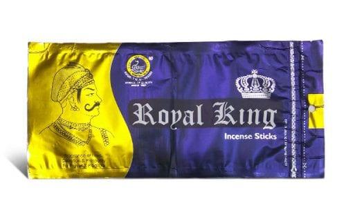 Royal King Zip Pouch