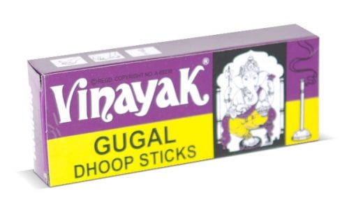 Vinayak Guggal Dhoop Sticks