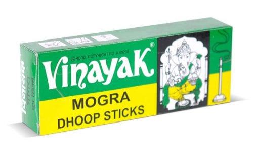 Vinayak Mogra Dhoop Sticks