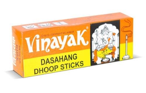 Vinayak Dashang Dhoop Sticks